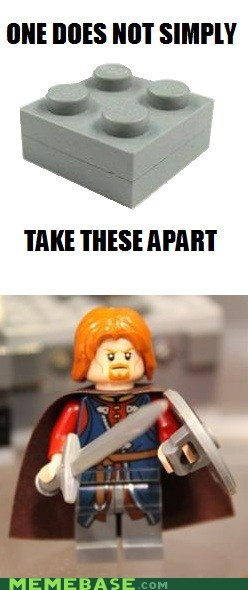 lego,Lord of the Rings,Boromir