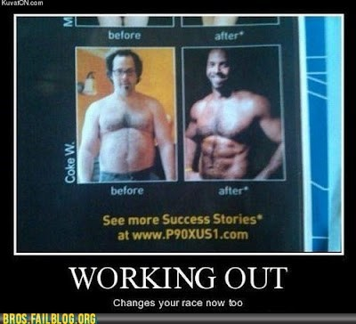 black,demotivational,muscles,race,working out