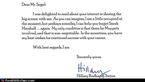 Hall of Fame Hillary Clinton jason segel political pictures - 6180011008
