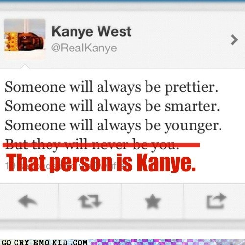 cool,ego,kayne,Music,twitter,weird kid