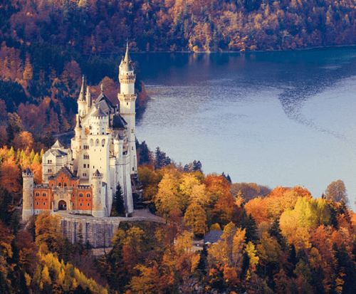castle,Forest,Germany,Hall of Fame