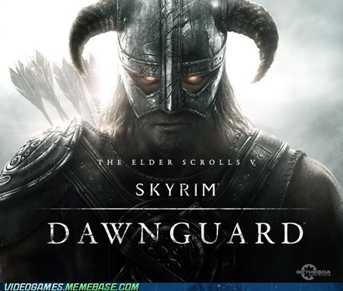 bethesda,dawnguard,DLC,elder scrolls,news,Skyrim