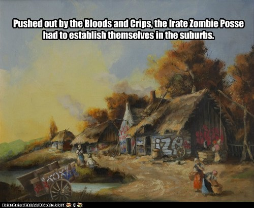 art color funny historic lols painting - 6180364544