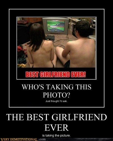 girlfriend no shirt Pure Awesome sexy times video games - 6180454912