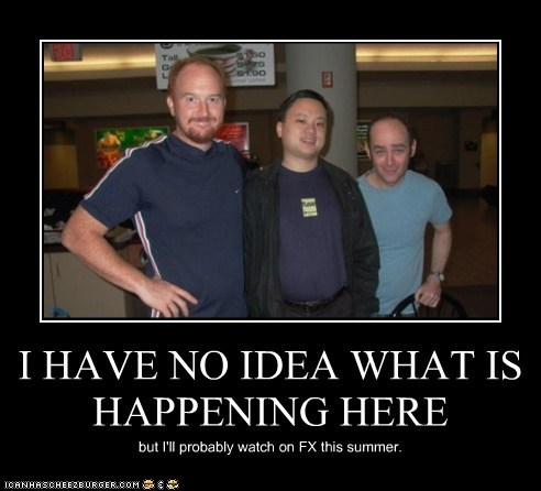actor celeb comedian demotivational funny louis ck meme William Hung - 6180537600