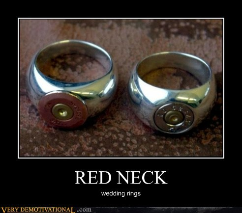 bullet hilarious rednecks ring - 6180930816