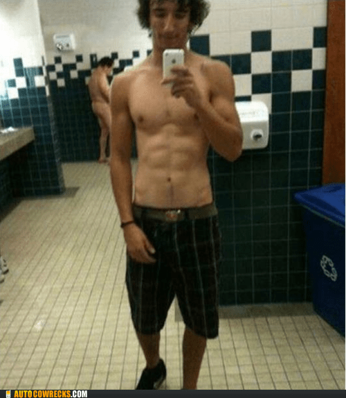 background locker room naked men self poortraits - 6180947200