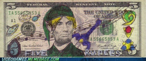 currency,IRL,link,money,rupees,zelda