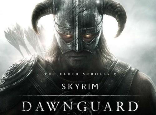 bethesda dawnguard DLC Skyrim xbox 360 - 6181039616