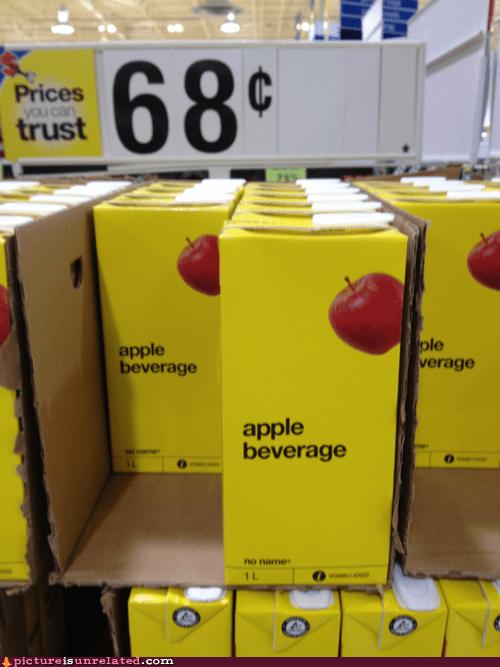apple juice,beverage,grocery stores,wtf