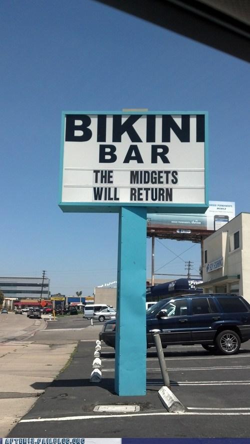 bikini bar midgets - 6181624576
