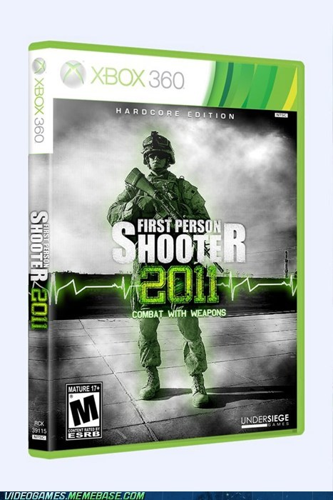 call of duty FPS hardcore Hardcore Gamerz shooters weapons - 6181686784