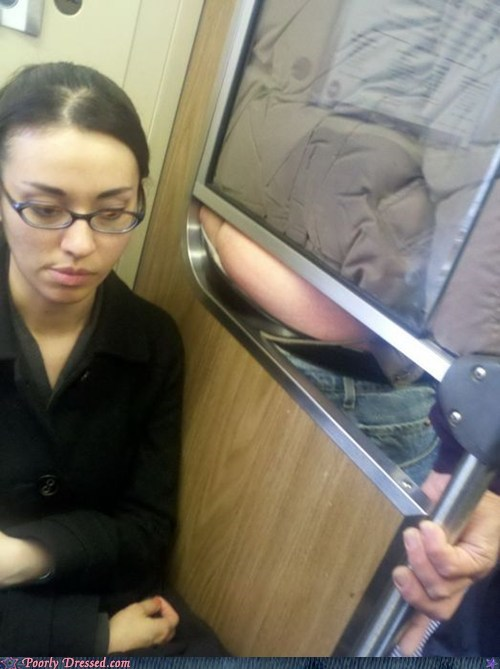 bus butts crack public transport Subway - 6181836544