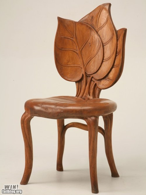 chair design furniture leaf - 6181840128