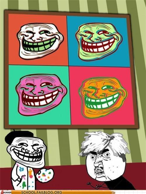 Andy Warhol problem visual art 401 - 6182896128