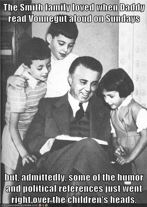 children,family,reading,story,vonnegut