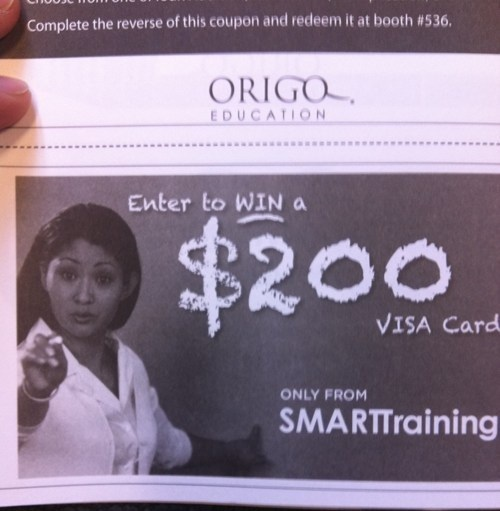 sweepstakes,credit card,IRL,Terrible Teacher