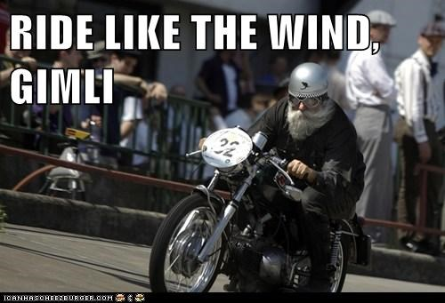Lord of the Rings,motorcycles,political pictures