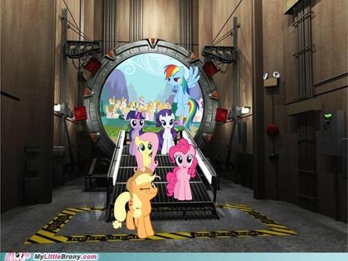 awesome equestria IRL mane 6 pls pls pls Portal - 6183708672