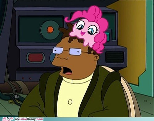 futurama,MLP,my little pony,pinkie pie,TV