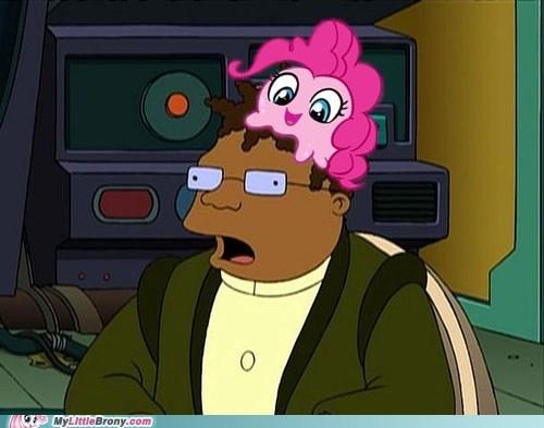 futurama MLP my little pony pinkie pie TV - 6183716864