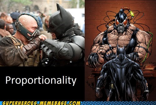 bane batman proportionality scary Super-Lols - 6183871488