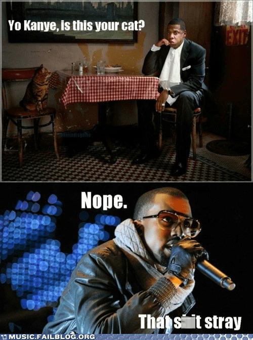 cat cray hip hop Jay Z rap - 6184049920