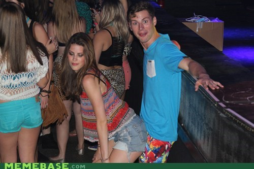 dance dat ass face what an ass - 6184459008