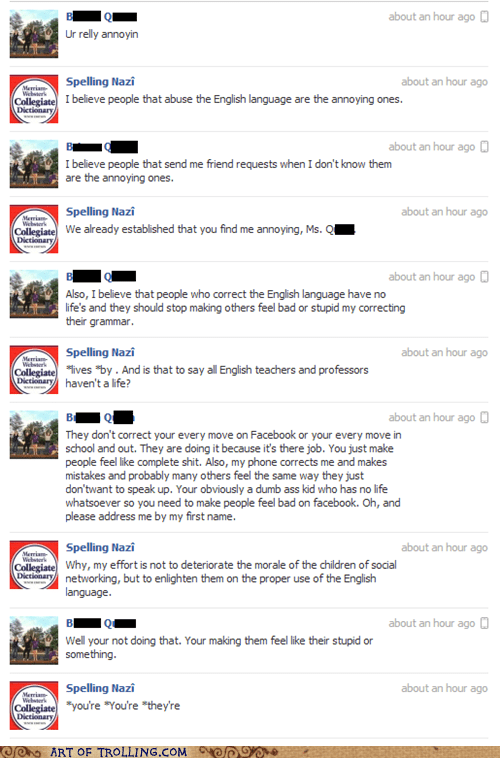 facebook grammar spelling truancy story - 6184500224