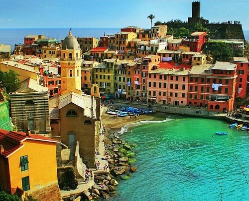 beach Italy ocean - 6184521216