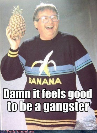 fruit gangster nerd sweater - 6184545536