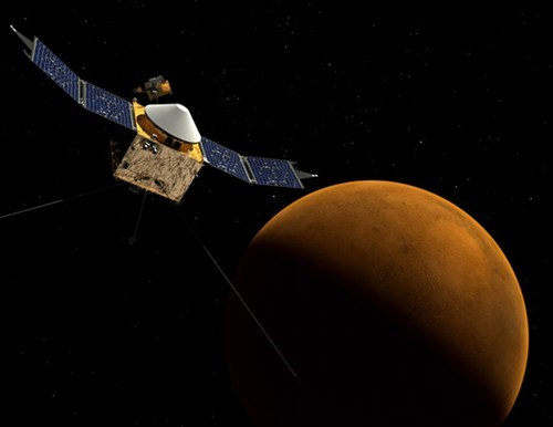 atmosphere,Mars,mars orbiter,MAVEN,nasa