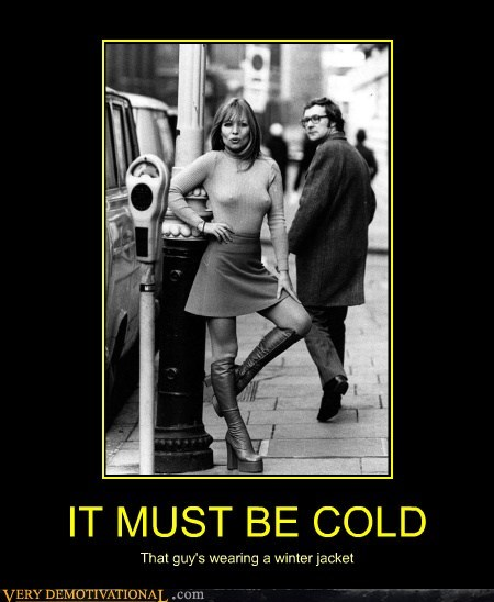 bewbs cold hilarious Sexy Ladies winter - 6184775424