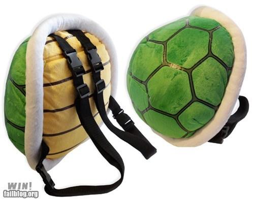 backpack koopa mario nerdgasm Super Mario bros - 6185005056