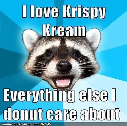 donuts twinkie Lame Pun Coon krispy kream hostess - 6185094656