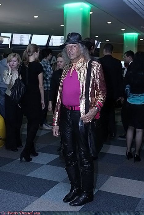 glam,leather,only in russia
