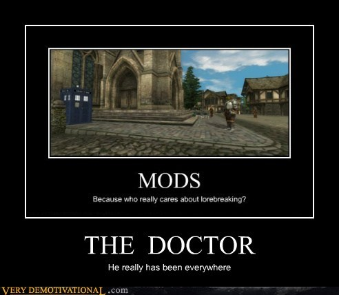 doctor who mods Pure Awesome video games - 6186080000