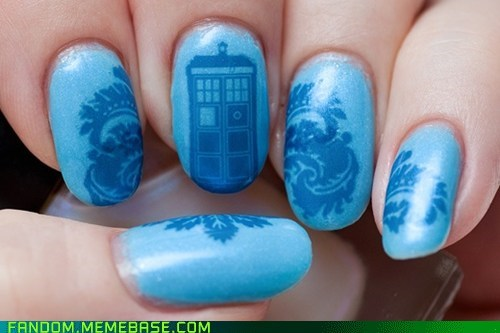 doctor who Fan Art scifi tardis - 6186196992