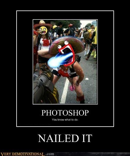 bizarre hilarious photoshop - 6186674688