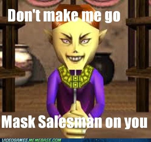 ben creepy majoras mask mask salesman zelda - 6187121920