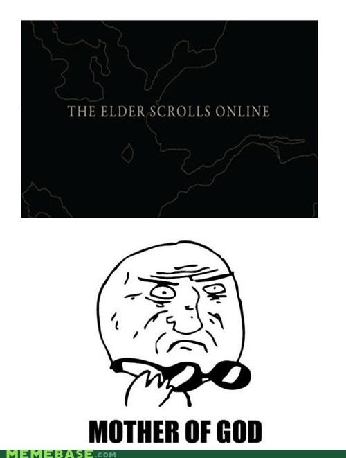 Memes mother of god online Skyrim - 6187695360