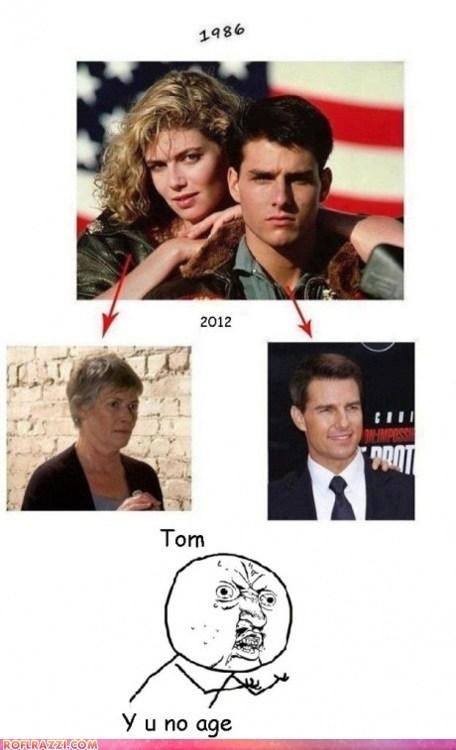 actor celeb funny kelly mcgillis Movie Tom Cruise top gun - 6187979008