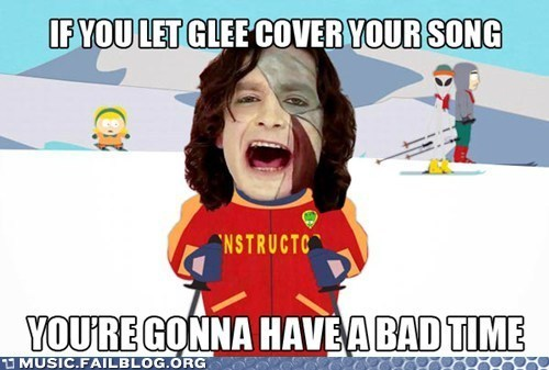 glee gotye South Park - 6188414976
