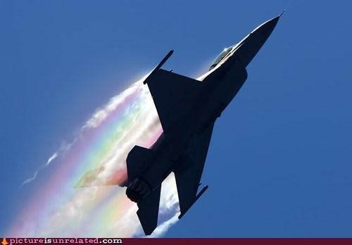jet Nyan Cat plane rainbow dash wtf - 6188481536