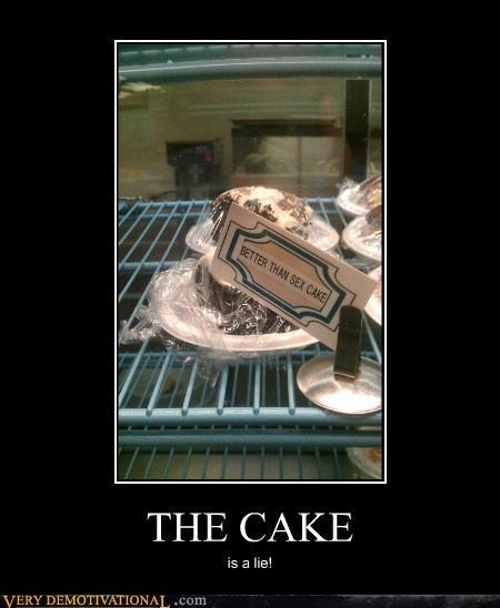 cake is a lie hilarious Portal sexy times - 6188739072