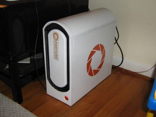 aperture science case mods pcs Portal Tech - 6188743680