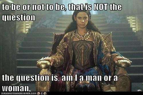 androgynous,dude or chick,jaye davidson,question,ra,Stargate,to be or not to be