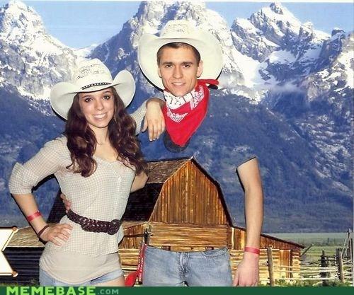 camoufalge cowboy Memes - 6188892928