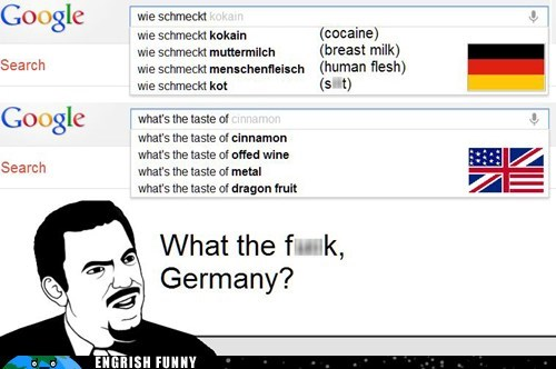 Germany google search google translate Hall of Fame