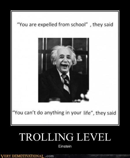 einstein Pure Awesome school trolling - 6189424128